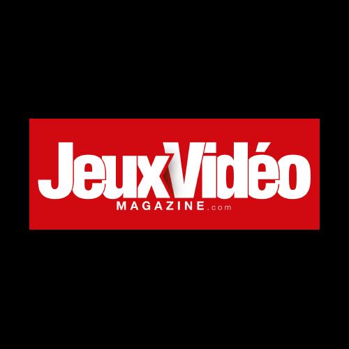 Jeux vidéo magazine logo